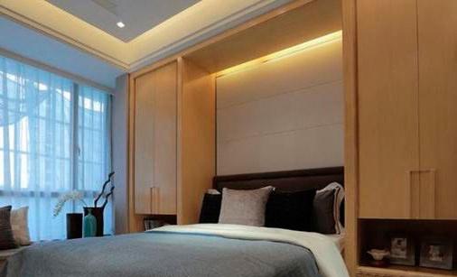 定制衣柜设计——卧室